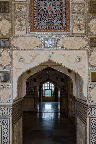 Mirror Palace Doorway