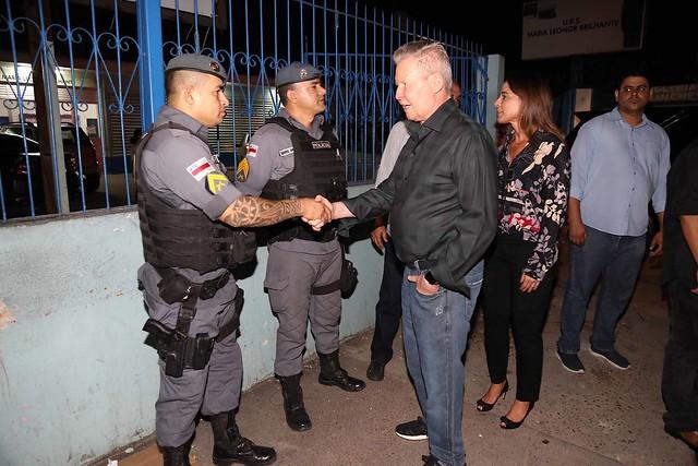 28.05.2019 Toque de recolher na UBS da zona leste de Manaus