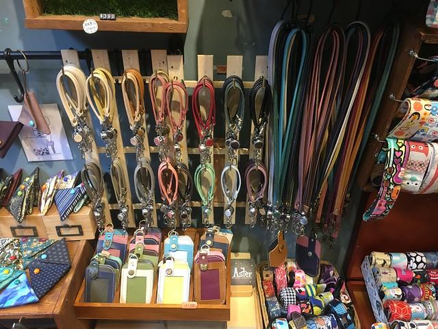 文青店裡賣的各種吊繩