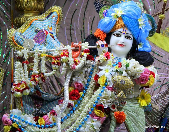 ISKCON Juhu Sringar Deity Darshan on 29th May 2019