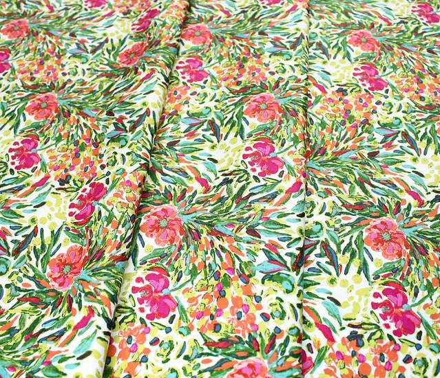 Art Gallery Fabrics Bloomsbury Writers Garden Petal
