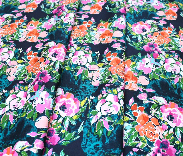 Art Gallery Fabrics Bloomsbury Botanists Essay