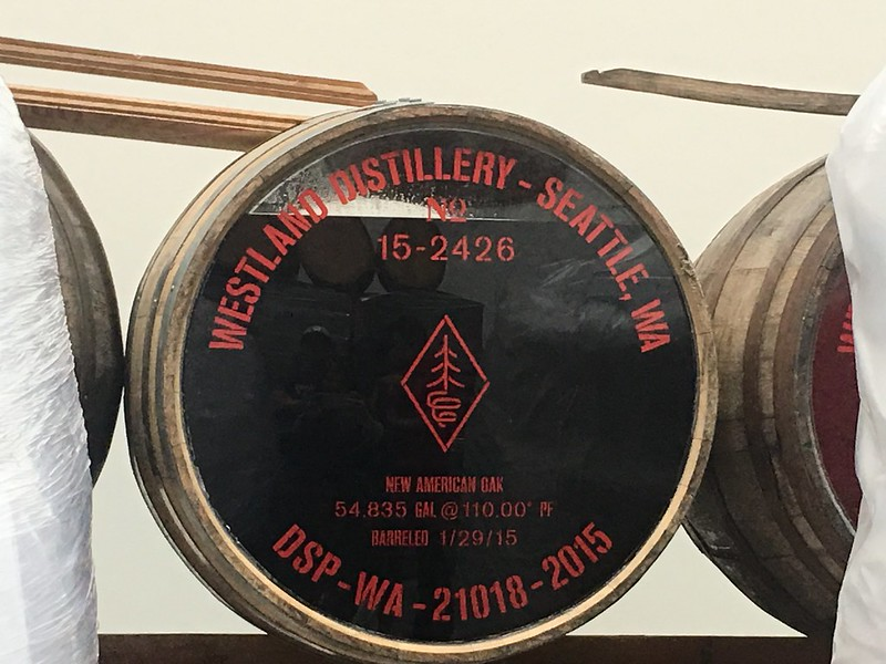 Westland Distillery, Seattle