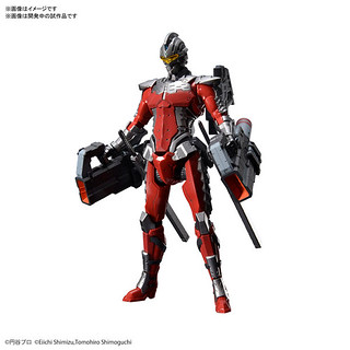 Figure-rise Standard《超人力霸王 ULTRAMAN》ULTRAMAN SUIT Ver7.3(FULLY ARMED) 1/12比例組裝模型!