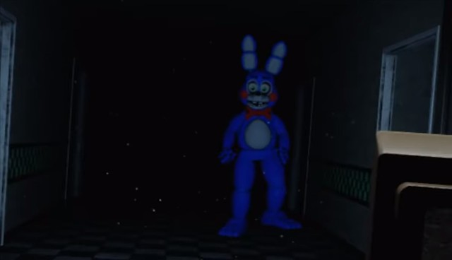 Cinco noches en Freddy's VR Help Wanted - Bonnie