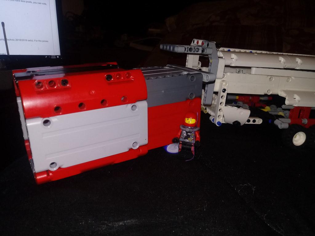 lego technic [TC16] EurobrX Space Shuttle/ Transporter