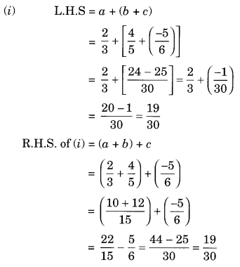 Extra Questions for Class 8 Maths Rational Numbers Q21