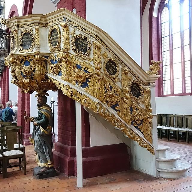 Dom St. Peter und Paul Kanzel