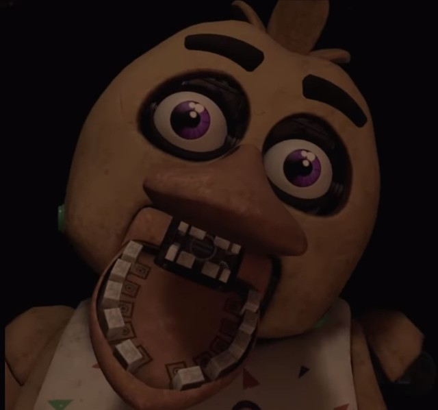 Five Nights at Freddy's VR Help Wanted - Chica