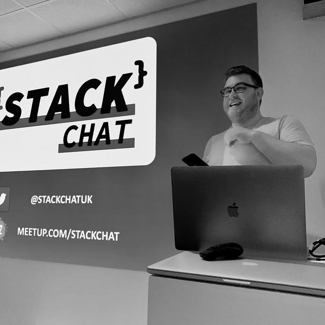 Ben opens StackChat