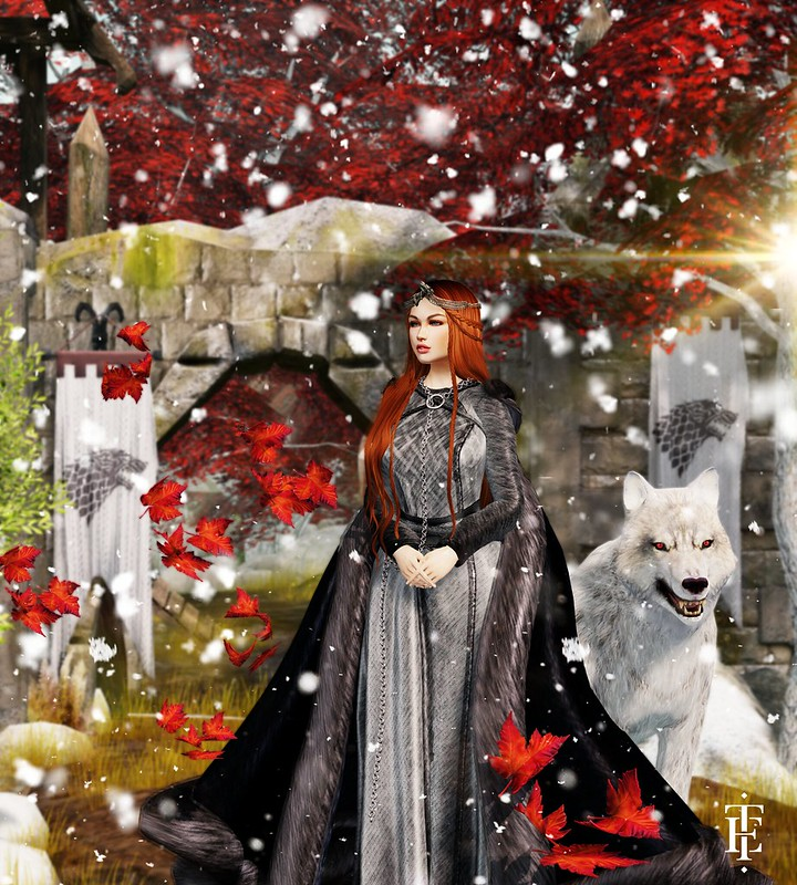 I am Sansa Stark of Winterfell