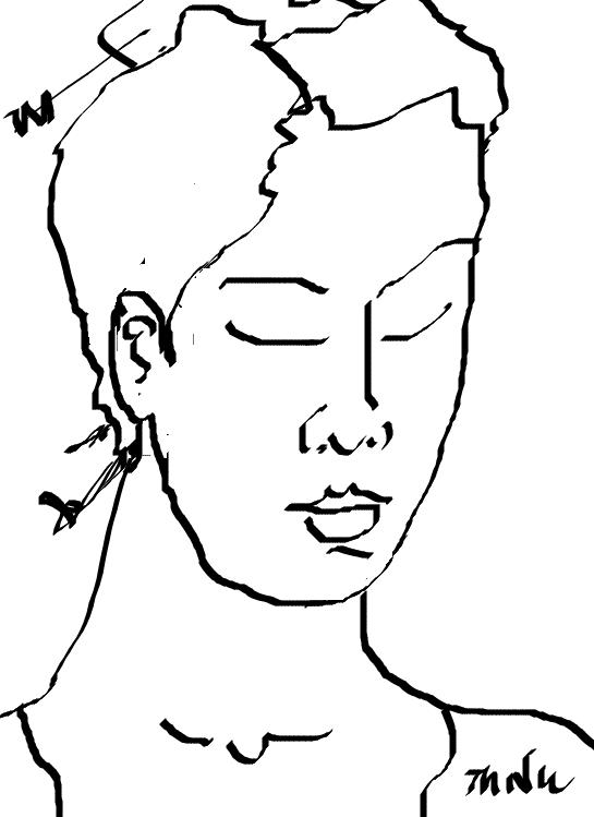 aa simple portrait