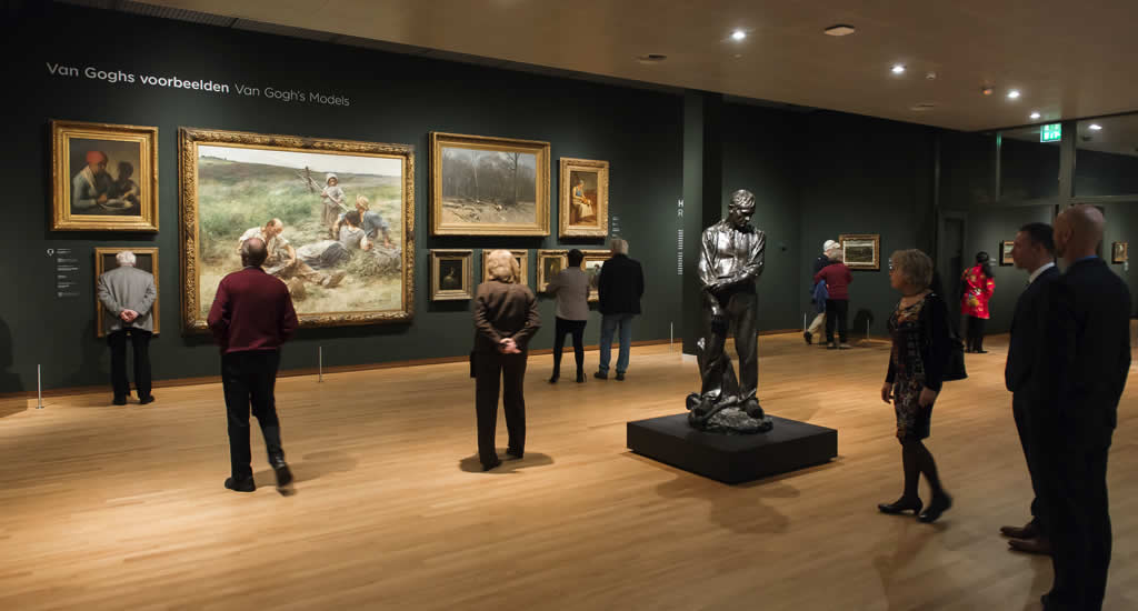 Van Gogh Museum Amsterdam (photo by Jan Kees Steenman) | Your Dutch Guide