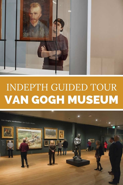 Guided tour Van Gogh Museum, Amsterdam | Your Dutch Guide