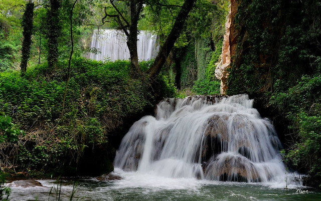 La belleza del agua...