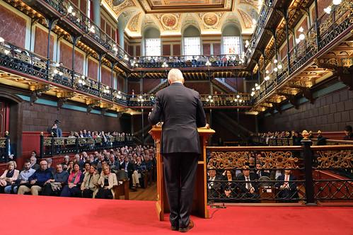 Michael Sandel, Premio Princesa de Asturias de Ciencias Sociales 2018, en DeustoForum