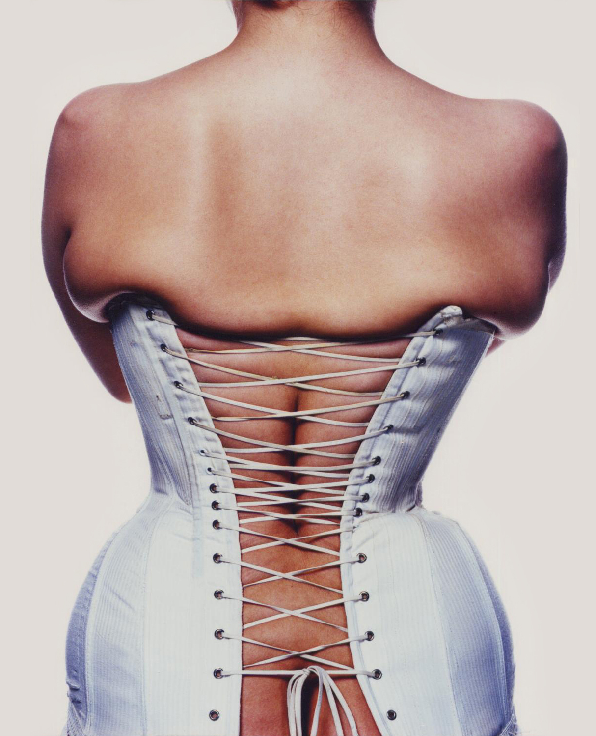 Catherine Summers Fashion Photography | Corset, 1994