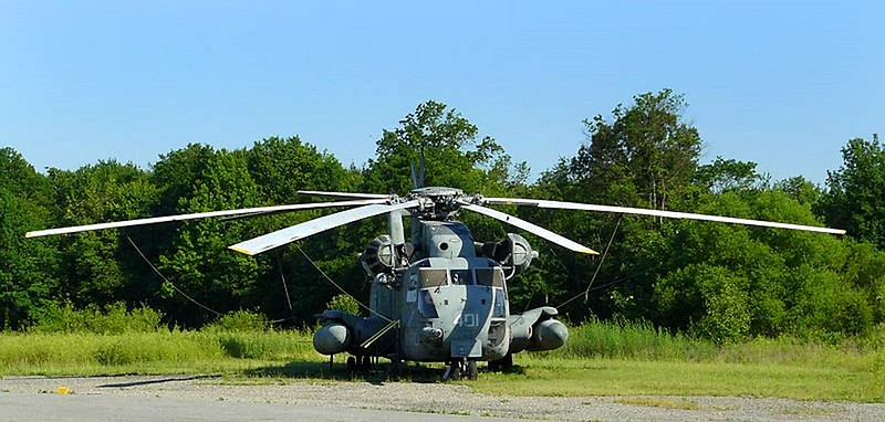 Sikorsky RH-53D Sea Stallion 00002
