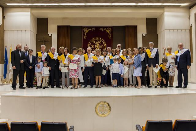 Graduación Universidad de Mayores 2019