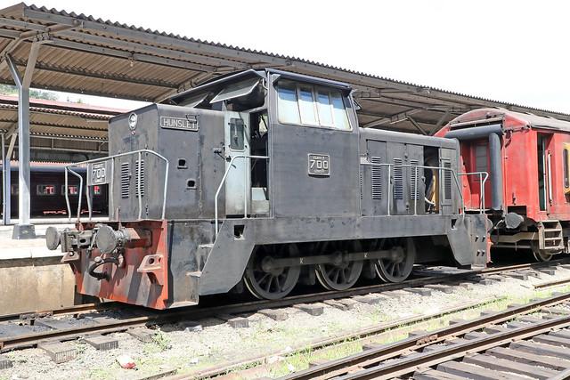 700 Class Y Hunslet 0-6-0 (1968)