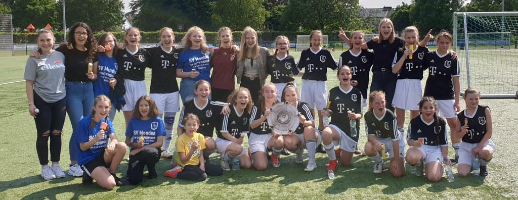 U15 - Mädels Meister (1)
