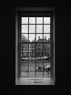 View through the Hermitage window | by AMcUK