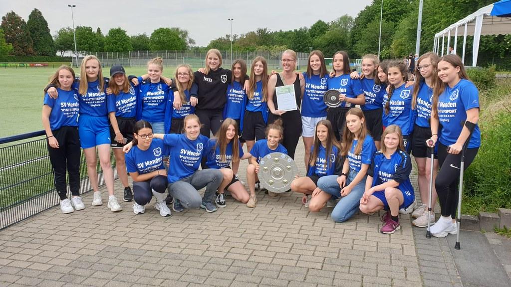 U15 - Mädels Meister (6)