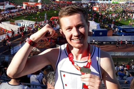 Rychlonohý Running Cheff našel v Praze nový domov