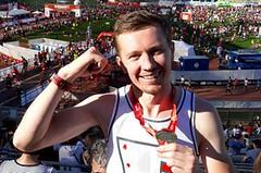 Rychlonohý Kazach Running Cheff našel v Praze nový domov