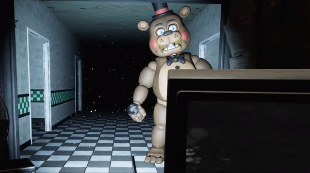Five Nights At Freddy's VR: Help Wanted Gameplay Walkthrough