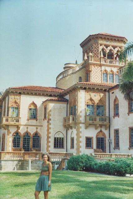Ca' d'Zan  ~ Sarasota Florida  ~ Historic Mansion ~  Memories of the Past