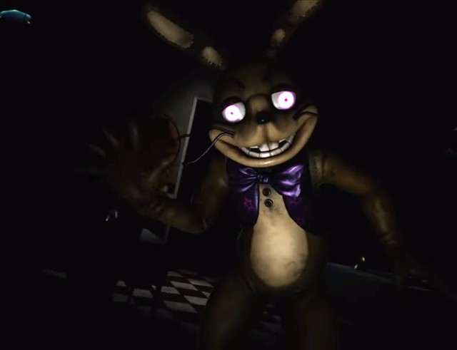 Five Nights at Freddy's VR - Spring Bunny
