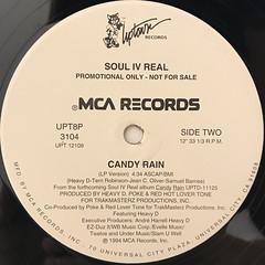 SOUL IV REAL:CANDY RAIN(LABEL SIDE-B)