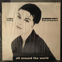 LISA STANSFIELD:ALL AROUND THE WORLD(JACKET A)