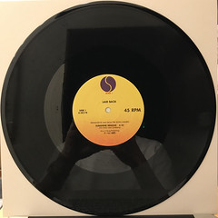 LAID BACK:SUNSHINE REGGAE(RECORD SIDE-A)