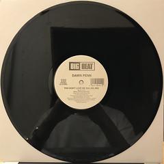 DAWN PENN:YOU DON'T LOVE ME(NO, NO, NO)(RECORD SIDE-B)