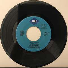 DJ JAZZY JEFF & THE FRESH PRINCE:GIRLS AIN'T NOTHING BUT TROUBLE(1988 SINGLE VERSION)(RECORD SIDE-B)