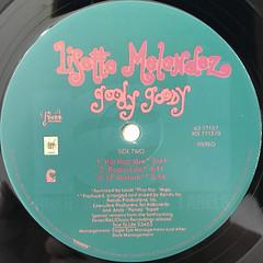 LISETTE MELENDEZ:GOODY GOODY(LABEL SIDE-B)