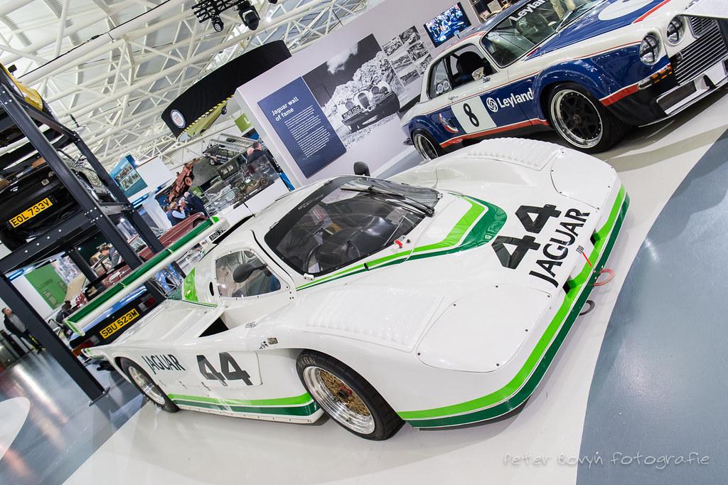 Jaguar XJR-5 Group 44 - 1983   5.343 cc V12 523 bhp Vmax ...