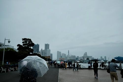 Yokohama rainy blue 3