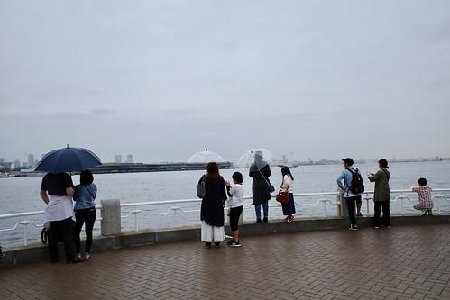 Yokohama rainy blue 2