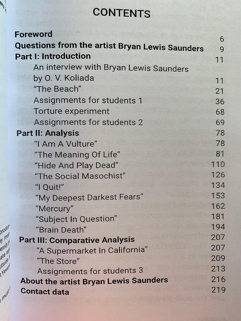 Textbook Contents