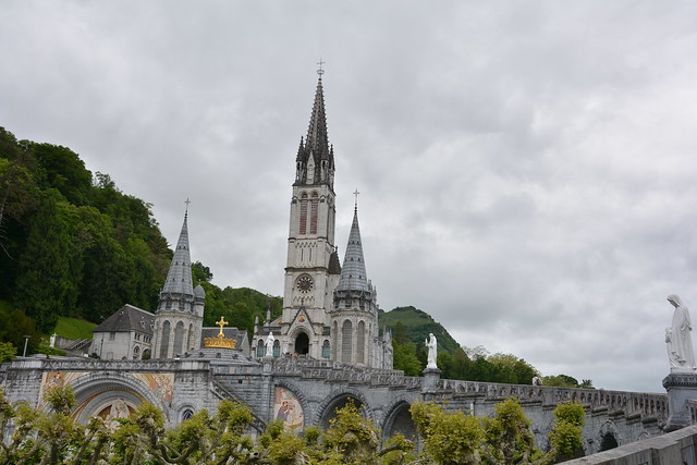 Day 2 Lourdes - Holy Hour