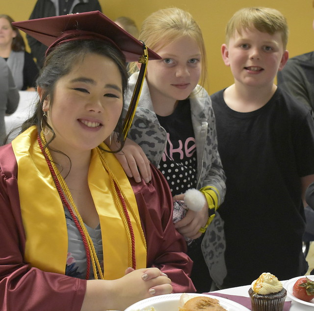Graduation Reception - Homeschool Co-op
