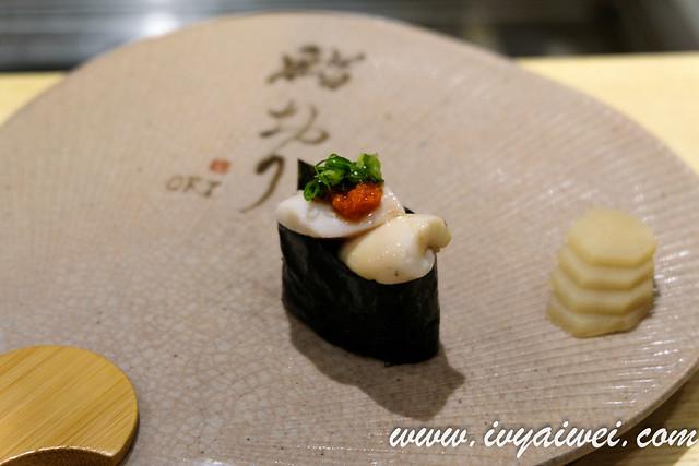 Sushi ori sushi omakase (15)