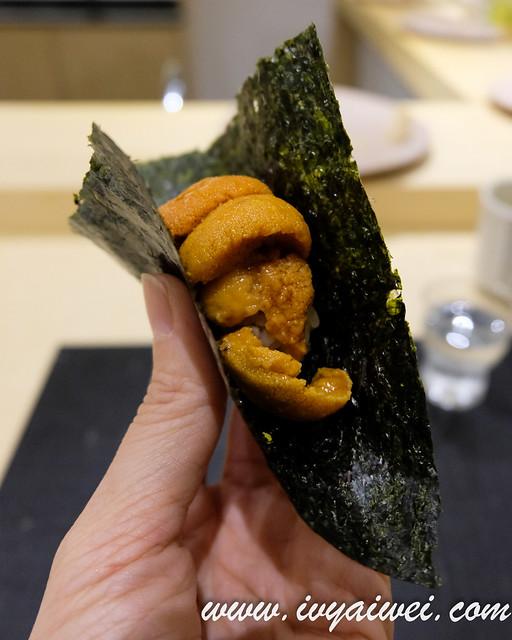 Sushi ori sushi omakase (5)