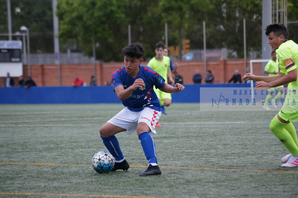 Inf. A St Gabriel - FC Barcelona
