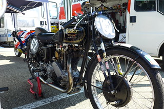 Rudge Uster 1935 500cc OHV4