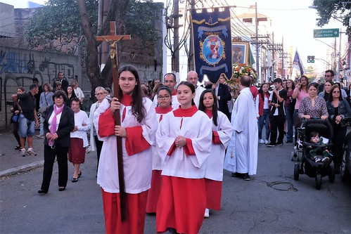 """Festa italiana"" della Parrocchia di ""Nossa Senhora de Casaluce"""