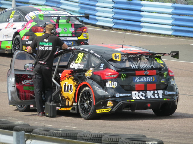 BTCC Thruxton, 19th May 2019